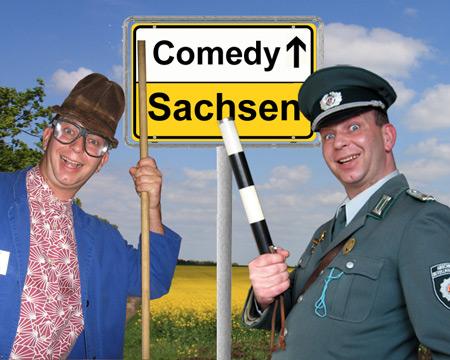 Alleinunterhalter und Komiker in Sachsen