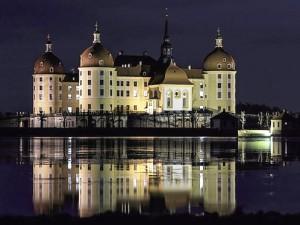 Weihnachtsfeier im Schloss Moritzburg