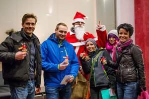 Weihnachtsrallye - Panorama-Tower - Agentur evendito